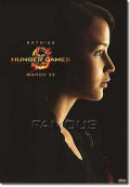 【映画ポスター グッズ】ハンガー・ゲーム (ジェニファー・ローレンス/THE HUNGER GAMES) [REP-Katniss-SS] [オリジナルポスター]