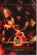【映画ポスター グッズ】ハンガー・ゲーム [Katniss REG-両面] [オリジナルポスター]