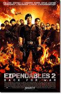 【映画ポスター グッズ】エクスペンダブルズ 2 (THE EXPENDABLES 2) [REG-SS] [オリジナルポスター]