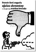 【映画ポスター グッズ】ゴッドファーザー (THE GODFATHER) [Polish-SS]★ポーランド版★ [オリジナルポスター]