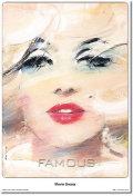 【映画ポスター グッズ】マリリン・モンロー (Marilyn Monroe) [Polish-SS]★ポーランド版★ [オリジナルポスター]