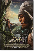【映画ポスター グッズ】ジャックと天空の巨人 (JACK THE GIANT SLAYER) [B-両面] [オリジナルポスター]