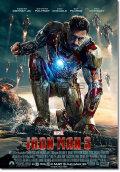 【映画ポスター グッズ】アイアンマン3 (IRON MAN 3) [REG-両面] [オリジナルポスター]