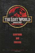 【訳ありポスター グッズ】ロスト・ワールド/ジュラシック ・パーク (ジェフ・ゴールドブラム/The Lost World: Jurassic Park) [ADV-両面] [オリジナルポスター]