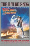 【映画ポスター グッズ】バック・トゥ・ザ・フューチャー (BACK TO THE FUTURE) /サウンドトラック版・片面印刷・ミニサイズ