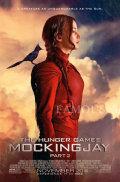 【映画ポスター グッズ】ハンガー・ゲーム FINA:レボリューション (ジェニファー・ローレンス/The Hunger Games: Mockingjay-Part 2) /C-両面 [オリジナルポスター]