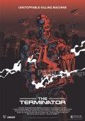 【映画ポスター グッズ】ターミネーター (アーノルド・シュワルツェネッガー/The Terminator) /ポーランド版 [片面] [オリジナルポスター]