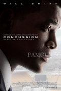 【映画ポスター グッズ】コンカッション (ウィル・スミス/Concussion) /両面 [オリジナルポスター]