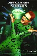 【映画ポスター グッズ】バットマン フォーエヴァー (ジム・キャリー/Batman Forever) /リドラー ADV 両面 [オリジナルポスター]