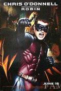 【映画ポスター グッズ】バットマン フォーエヴァー (クリス・オドネル/Batman Forever) /ロビン ADV 両面 [オリジナルポスター]