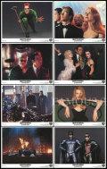 【映画スチール写真8枚セット グッズ】バットマン フォーエヴァー (Batman Forever) [ロビーカード]