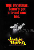 【映画ポスター グッズ】ジャッキー・ブラウン (Jackie Brown) /ADV 片面 [オリジナルポスター]