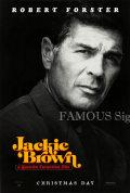 【映画ポスター グッズ】ジャッキー・ブラウン (ロバート・フォスター/Jackie Brown) /ADV 片面 [オリジナルポスター]