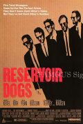 【映画ポスター グッズ】レザボア・ドッグス (クエンティン・タランティーノ/Reservoir Dogs) /片面 [オリジナルポスター]
