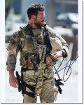 【直筆サイン入り写真】ブラッドリー・クーパー (アメリカン・スナイパー/Bradley Cooper) [映画グッズ/オートグラフ]
