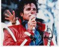 【直筆サイン入り写真】マイケル・ジャクソン グッズ (キング・オブ・ポップ/スリラー 等/Michael Jackson) [グッズ/オートグラフ]
