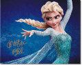 【訳あり・直筆サイン入り写真】アナと雪の女王 (アナ役 クリスティン・ベル) [Kristen Bell] [映画グッズ/オートグラフ]