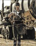 【直筆サイン入り写真】シャーリーズ・セロン (マッドマックス 怒りのデス・ロード/Charlize Theron) [映画グッズ/オートグラフ]