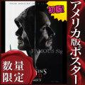 【映画ポスター】 アサシン クリード Assassin's Creed マイケル・ファスベンダー /インテリア アート おしゃれ フレームなし /両面 [オリジナルポスター]