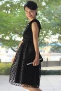 レンタルドレス リトルブラックドレス Marsha