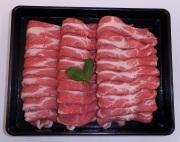 【福島のうまい肉ネット販売!】国産豚肉うす切り(肩ロース)100g(冷凍)〜こだわり肉屋「桜八」〜8