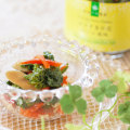 サラダ菜の花バジル風味(瓶)