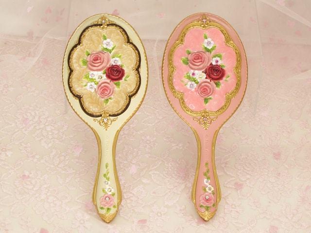 ロイヤルローズ 手鏡