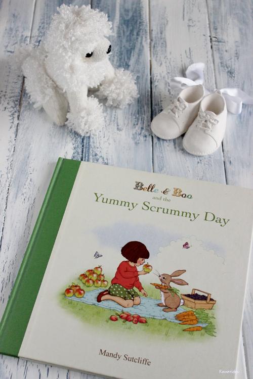 Belle & Boo(ベル&ブー)   | ストーリー・ブック「Yummy Scrummy Day」(英語版)