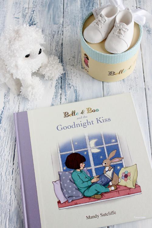 Belle & Boo(ベル&ブー)   | ストーリー・ブック「Goodnight Kiss」(英語版)