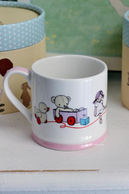 Belle & Boo(ベル&ブー)   | ブー&フレンズ ピンクマグ