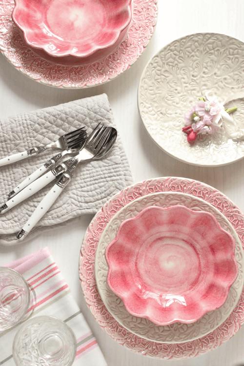 MATEUS(マテュース) |オイスターボウル(楕円深皿) ピンク