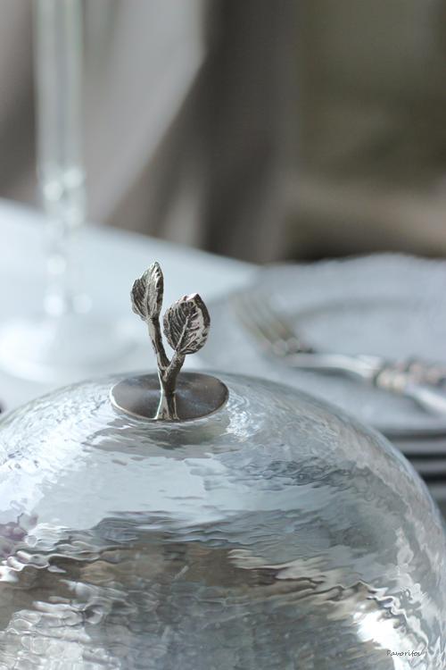 BLANC D'IVOIRE (ブランディヴォアール ) |ガラスドーム イリナ