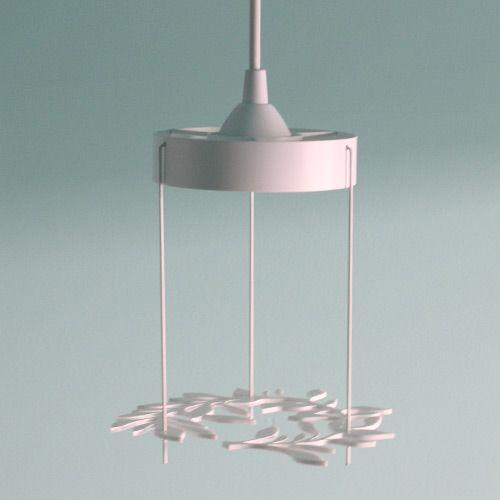 [簡易取付] 電球一体型 LED Laurus LP3047WH ディクラッセ(DI CLASSE)製ペンダントライト 【DC00160E】