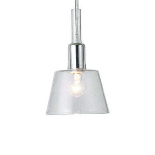 MERCROS AIR-1BULB-PENDANT-SV