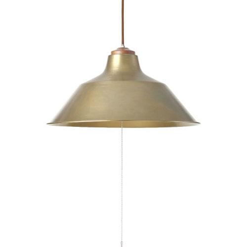 MERCROS ALUMIaWOOD-PENDANT-LAMP-2BULB-GD