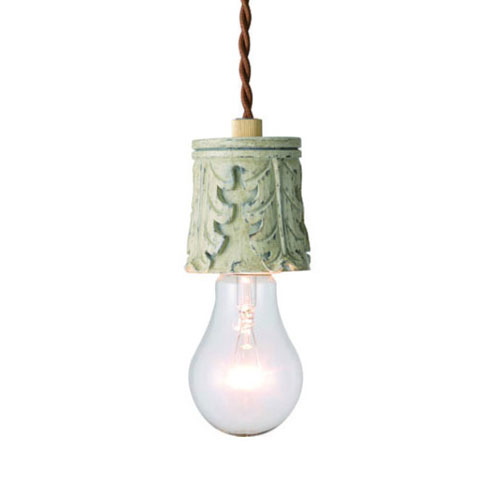 MERCROS DAVID-1BULB-PENDANT-IV