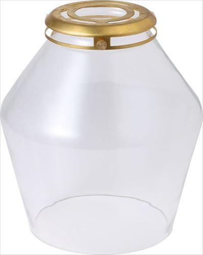 [簡易取付] GENERAL GLASS SHADE 16 CL 002421 メルクロス(MERCROS)製ペンダントライト 【MR01980E】【生産終了品】