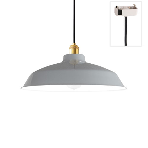 MERCROS GENERAL SHADE 36 by LOW ENAMELED BRASS GY