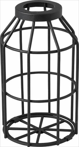 メルクロス GENERAL WIRE SHADE PARTS CAGE BK シェード単品