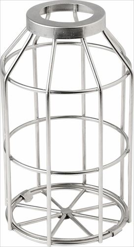 MERCROS GENERAL WIRE SHADE PARTS CAGE SV