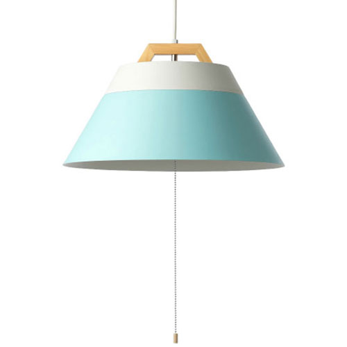 MERCROS LAMP-by-2TONE-3BULB-PENDANT-WH-LBL