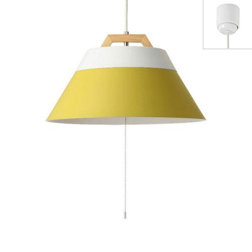 MERCROS LAMP-by-2TONE-3BULB-PENDANT-WH-YE