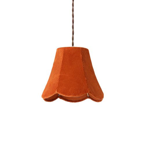 MERCROS PARTY-FABRIC-LAMP-1BULB-CORDUROY OR