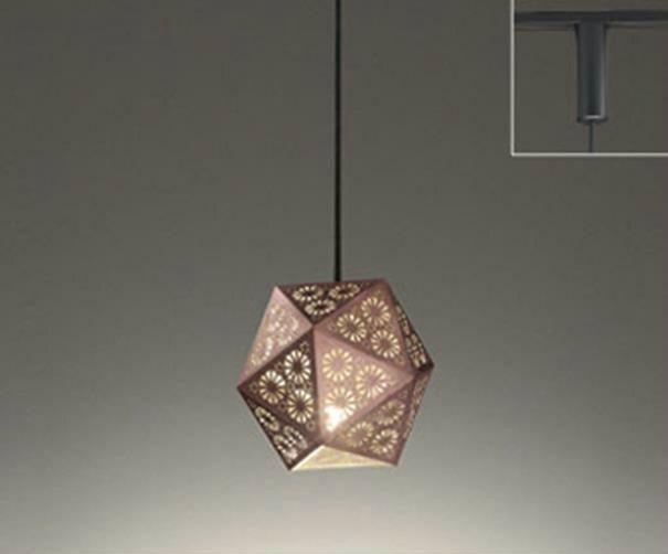 [レール 取付] E11口金 オーデリック(ODELIC)製ペンダントライト 【OD06080D】