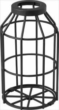 MERCROS GENERAL WIRE SHADE PARTS CAGE BK