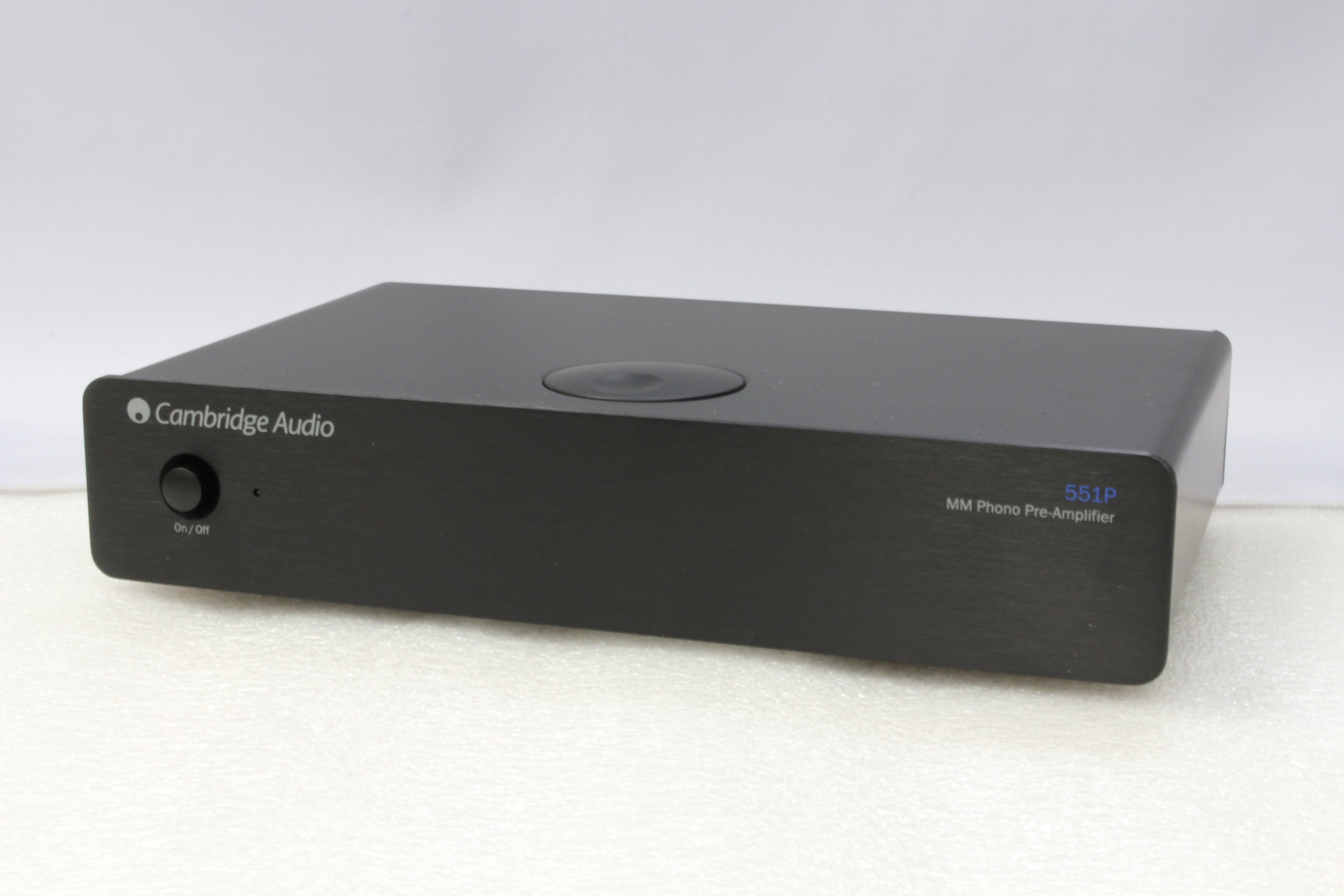 【Cambridge Audio Azur551P BLK】ケンブリッジオーディオ フォノイコライザ ブラック