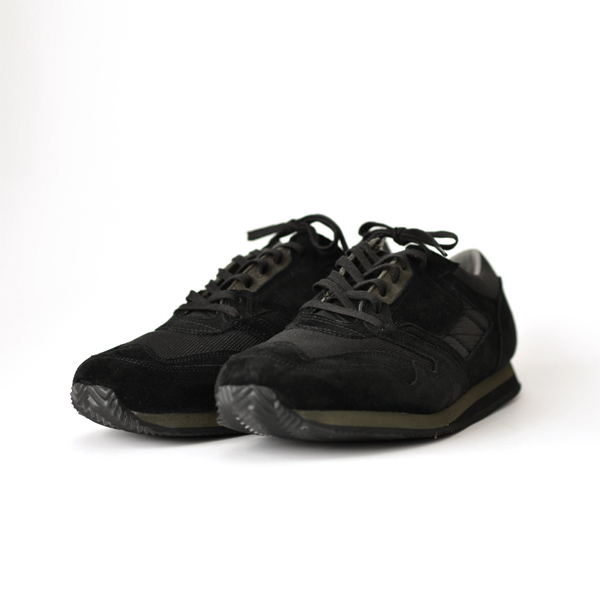 REPRODUCTION OF FOUND - British Military Trainer - Black