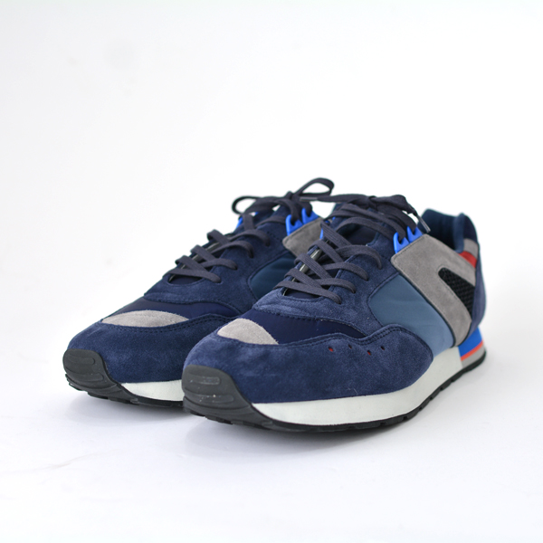 REPRODUCTION OF FOUND - French Trainer - Navy