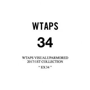 WTAPS ダブルタップス 2017SS DESIGN LS / HERALDRY.TEE.COTTON.LOOPWHEEL
