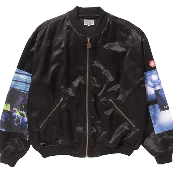 CE シーイー DRIFT ZIP JACKET